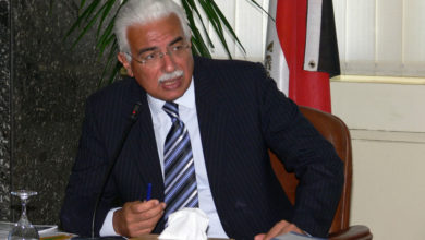 زيارة الدكتور احمد نظيف