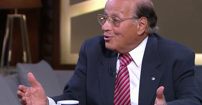 السفير أحمد الغمراوي